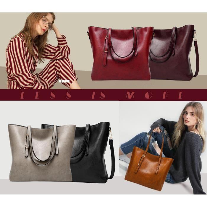 Femmes Designer Satchel et sacs à main Ladies sacs fourre-tout Sacs à bandoulière XBT0P