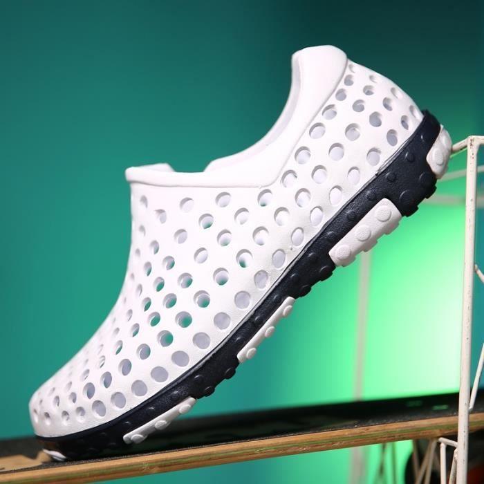 New Mode Chaussures respirantes Sandales de printemps Jeunes hommes
