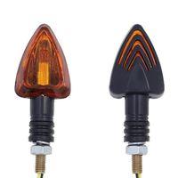PHARES - OPTIQUES 4pc LED pour moto Clignotants feux de signalisatio