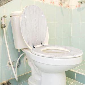 ABATTANT WC Abattant WC frein de chute Siège de toilette Cuvet