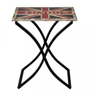 TABLE BASSE Tables basses Table basse en bois antique / design