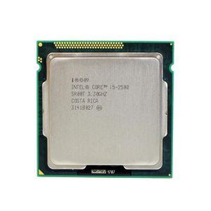 PROCESSEUR Intel  Quad-Core Processeur - Core i5 2500 - 3.3 G