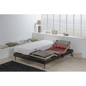 lit de relaxation achat vente lit de relaxation matelas et sommier pas cher. Black Bedroom Furniture Sets. Home Design Ideas
