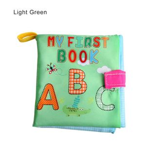 LIVRE D'ÉVEIL Livre D'Eveil bébé éducation précoce puzzle tissu