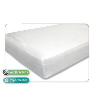 PROTÈGE MATELAS  Alèse-protège matelas anti-acarien et imperméable