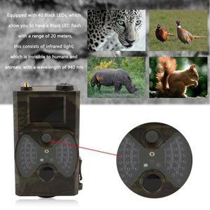 CAMÉRA ELECTRONIQUE HC-300M Caméra de Chasse Sans Fil Caméra de survei