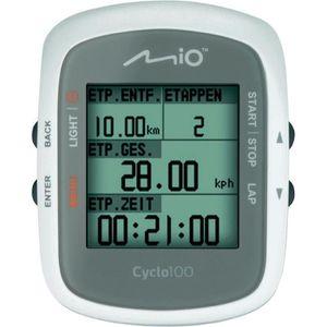 GPS PEDESTRE RANDONNEE  GPS pour vélo MIO Cyclo 100