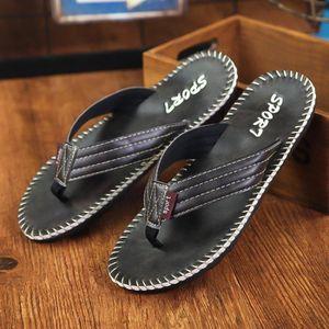 hommes nouveaux tongs belles pantoufles de qualité chaussures de sport confortables Ll8hNXA2P