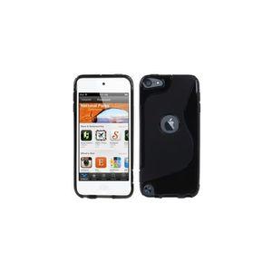 COQUE MP3-MP4 Coque souple iPod Touch 6th 5th Case S Line TPU 5-