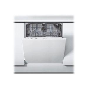 LAVE-VAISSELLE Whirlpool WRIE 2B19 Lave-vaisselle intégrable Nich