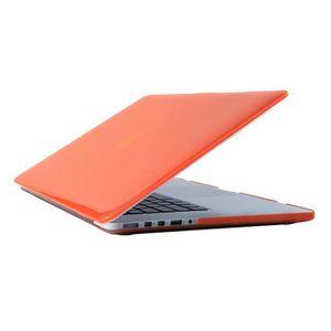 HOUSSE PC PORTABLE Manches Orange Etui sacoche housse pour Apple Macb