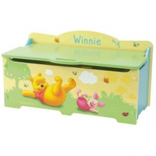 Petit coffre jouets winnie l 39 ourson achat vente coffre jouets cdiscount - Chambre winnie lourson cdiscount ...