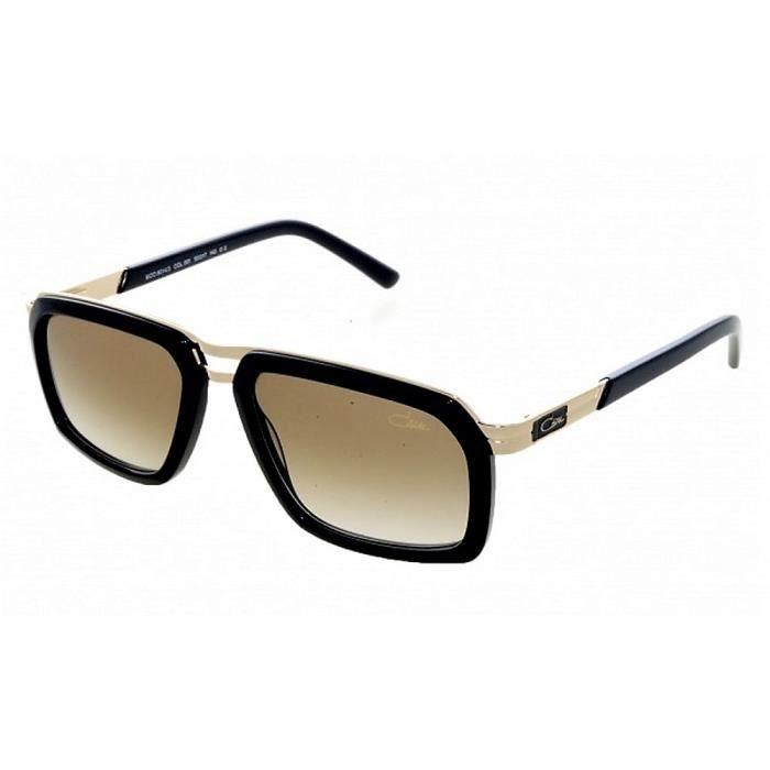 CAZAL 6014 3 001 Noir et or. - Achat   Vente lunettes de soleil ... 95f2855bb2fe
