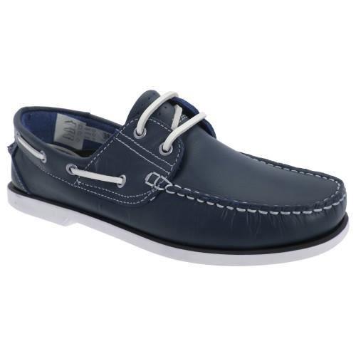 Chaussure bateau homme bleu - Achat   Vente pas cher ba146bc79445