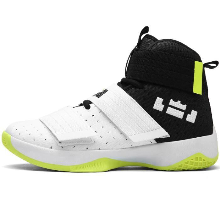 XBootsMalone Baskets Homme Chaussures De Sport Run Masculines Respirante Chaussures