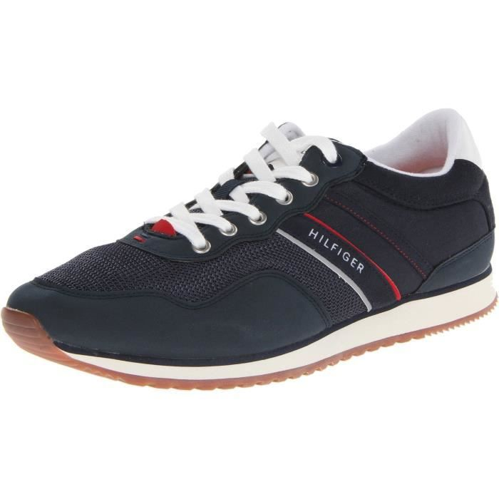 Tommy Hilfiger Marcus Sneaker Fashion QKDOP Taille-46