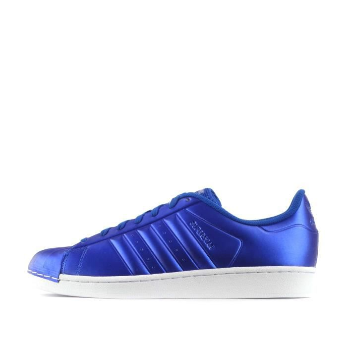 pretty nice e6237 35ac4 Adidas Originaux Superstar Chaussures Hommes Baskets Sneakers 3PV62B  Taille-39