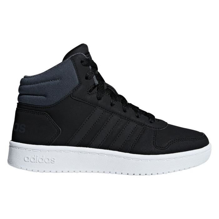 Hoops 2.0 Mid Chaussure Femme ADIDAS pas cher Baskets