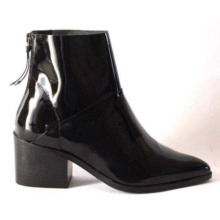TOPSHOP BOTTINESCUIR LUXE CHAUSSURSFEMME T 36 NEUVES