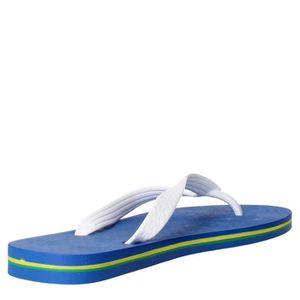 Ipanema Wave Tropical Flip Flops en Bleu Print 82119 [UK 8EU 41-42] qmrhQ