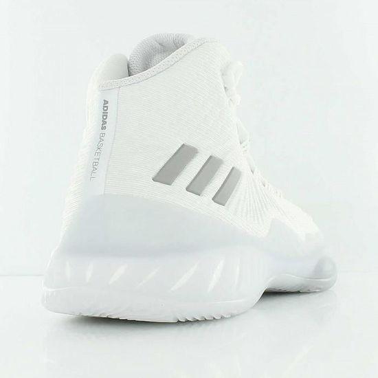 Chaussure de Basketball adidas Crazy Explosive 2017 Blanche pour homme -  Prix pas cher - Cdiscount 9e22d974741d5