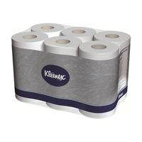 PAPIER TOILETTE Kleenex 600 - Papier toilette - 600 feuilles - rou
