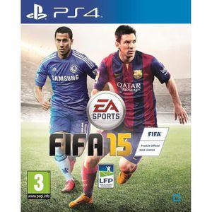 JEU PS4 FIFA 15 Jeu PS4