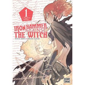 MANGA Iron Hammer against the witch Tome 1