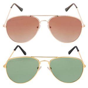 e90bb7caf6e726 LUNETTES DE SOLEIL lunettes de soleil aviateur dégradées pour femmes
