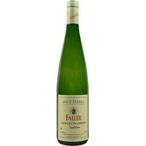 VIN BLANC Gewürztraminer, Tradition, Robert Faller et Fils (