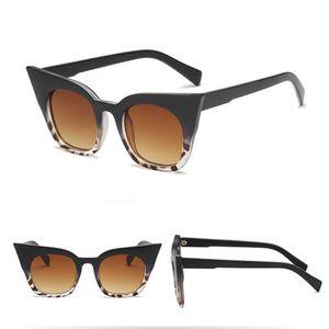 1fbacfb285 LUNETTES DE SOLEIL Deuxsuns®Womens Man Cat Eye rappeur lunettes de so ...