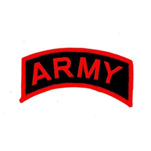 RENFORT - PATCH Patch ecusson brode airsoft militaire us army
