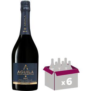 PÉTILLANT & MOUSSEUX Crémant de Limoux Aguila - Brut x6
