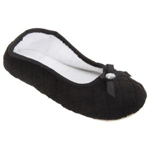 CHAUSSON - PANTOUFLE Chaussons style ballerines - Femme