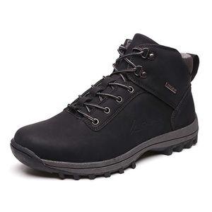 cd64888f793a8 CHAUSSURES DE RANDONNÉE Mode bottes d'hiver pour hommes bottes de randonné