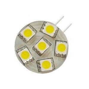 AMPOULE - LED 12V Lampe circulaire Ampoule LED G46SMD Blanc W