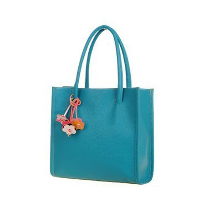 Frankmall Flowers Tote Color Candy Zy7429 Girls fashion Handbags Leather Bag Shoulder SxHRSPqw