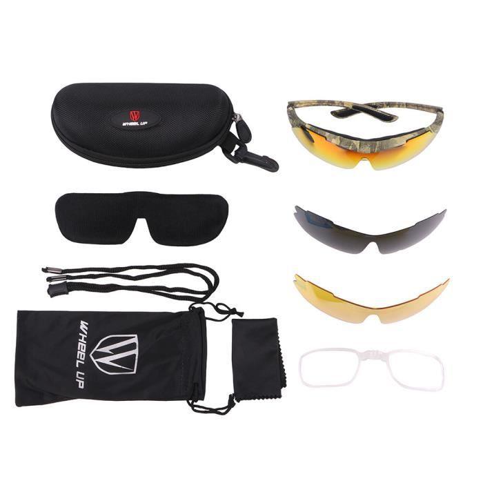 vélo PAC3698891 verres lunettes Wheels sécurité lunettes UV de route UP de  soleil MTB anti qwTxZfETO ... dba6cb020914