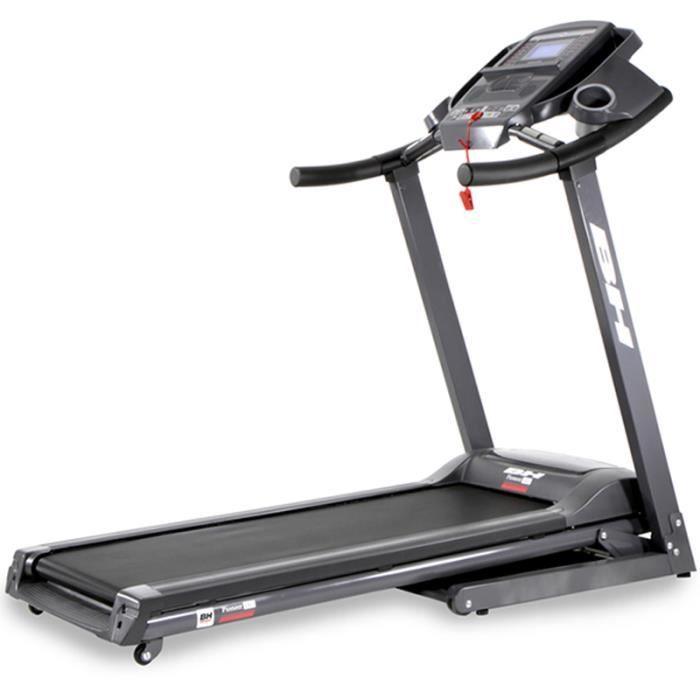 Bh Fitness Pioneer R2 G6485 Tapis De Course Pliable Prix Pas Cher