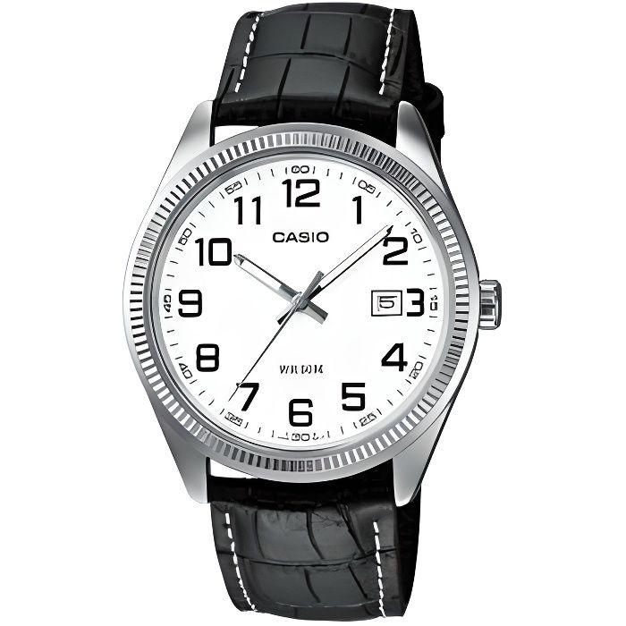 85b88668ec9d2c CASIO montre pour homme Collection MTP-1302PL-7BVEF. Acier, - Achat ...