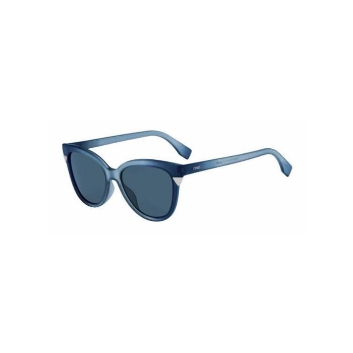 Fendi LTDK BLUE SMQS Ff Lunette soleil 8F 0125 de 0wyx8xEqUF