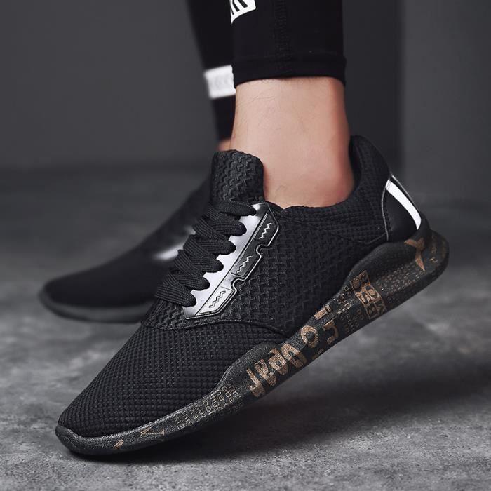 Chaussures hommes légère course sport de pour Basket Chaussures de AvqRRP