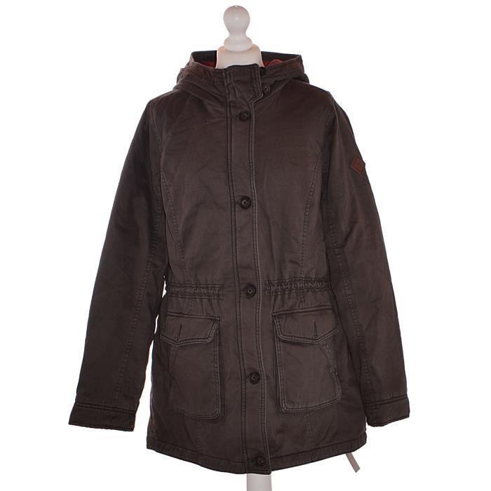 Manteau hollister femme pas cher