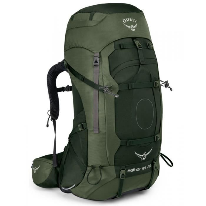 Sac à dos Aether AG 85 - homme M Adirondack Green