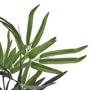 Plante artificielle bambou achat vente plante for Pot de fleur hauteur 80 cm