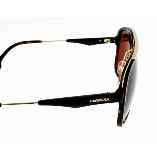 Lunettes de soleil CARRERA 133 S Havana Gold Grande Taille Homme Indice 3  Verres Polarisés - Achat   Vente sommier - Cdiscount f12ee1107975