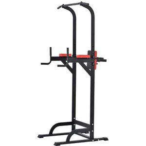 BARRE POUR TRACTION Pullup Fitness Barre de traction ajustable Station