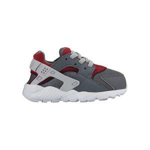 separation shoes 0c305 67833 Basket NIKE AIR HUARACHE ENFANT - Age - ENFANT, Couleur - GRIS, Genre -  Mixte, Taille - 25