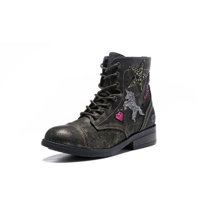 Chaussures top Anti Sneaker Girl Femmes grand À dérapant Lacets Casual hop Tlkvp Hip 40 Taille Kid High Mode 1IYqCA