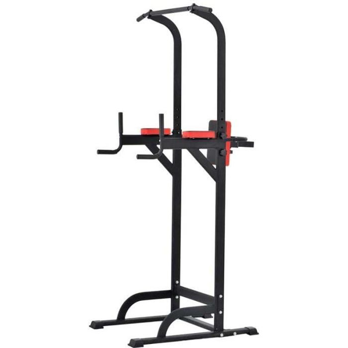 Pullup Fitness Barre De Traction Ajustable Station Musculation Dips